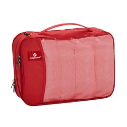Pack-It Original™ Clean Dirty Cube M by Eagle Creek (Color: Red Fire)