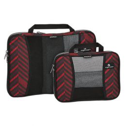 Pack-It Original™ Compression Cube Set S/M by Eagle Creek (Color: Tribal Irregularity Red)