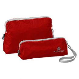 Pack-It Specter™ Wristlet Set by Eagle Creek (Color: Volcano Red)