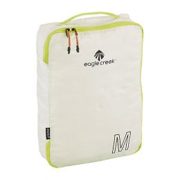 Pack-It Specter Tech™ Cube M by Eagle Creek (Color: White/Strobe)