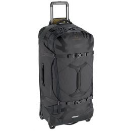 "Gear Warrior™ Wheeled Duffel 110L / 34"" by Eagle Creek (Color: Jet Black)"