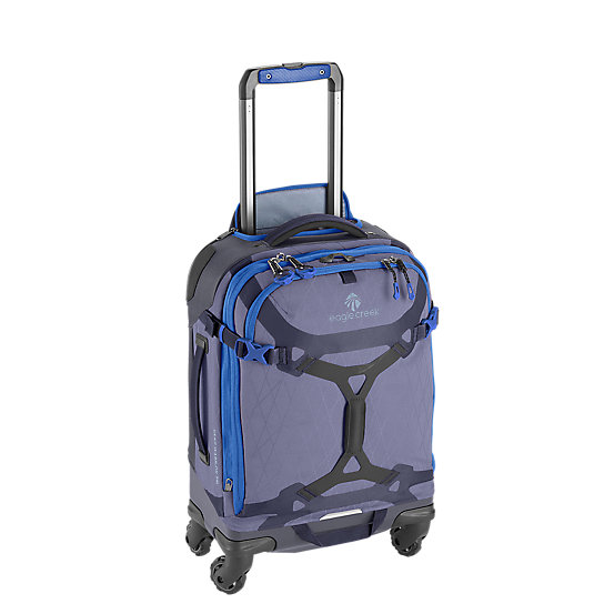 Gear Warrior™ 4-Wheel International Carry On by Eagle Creek (Color: Arctic Blue)