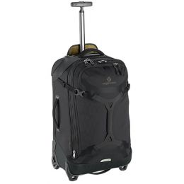 "Gear Warrior™ Wheeled Duffel 65L / 26"" by Eagle Creek (Color: Jet Black)"