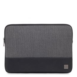 Laptop Sleeve 14'' by Knomo (Color: Grey / Black Hardware)