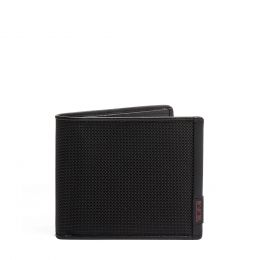 Alpha SLG Global Center Flip Passcase by TUMI (Color: Black)