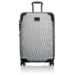 Latitude Short Trip Packing Case by TUMI (Color: Silver)