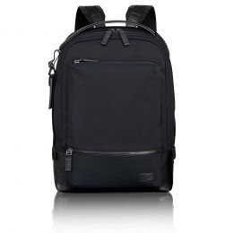 Harrison Bates Backpack by TUMI (Color: Black)
