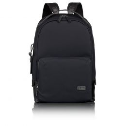 Harrison Webster Backpack by TUMI (Color: Black)