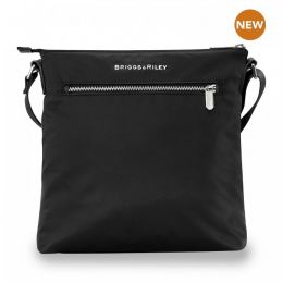 Rhapsody Crossbody by Briggs & Riley (Color: Black)