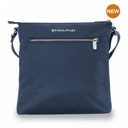 Rhapsody Crossbody by Briggs & Riley (Color: Navy)