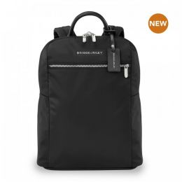 Rhapsody Slim Backpack by Briggs & Riley (Color: Black)