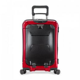 Torq International Carry-On Spinner by Briggs & Riley (Color: Ruby)