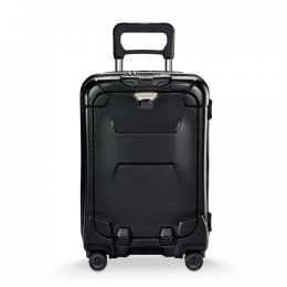 Torq International Carry-On Spinner by Briggs & Riley (Color: Tech Black)