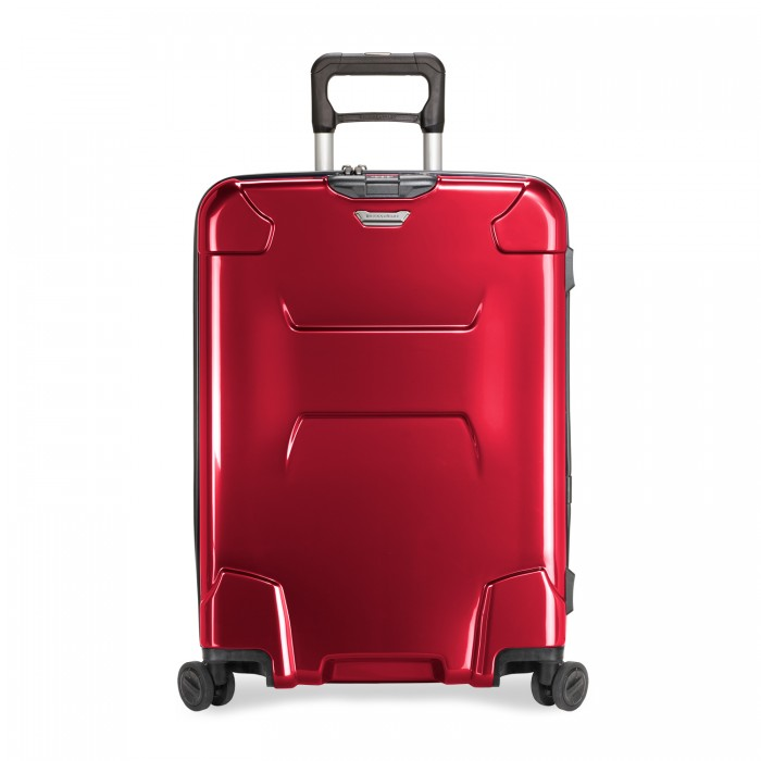 Torq Medium Spinner by Briggs & Riley (Color: Ruby)