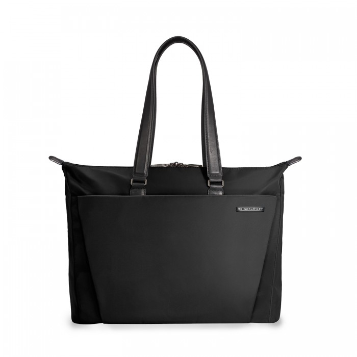 Sympatico Shopping Tote by Briggs & Riley (Color: Black)