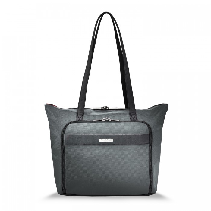 Transcend Shopping Tote by Briggs & Riley (Color: Slate)