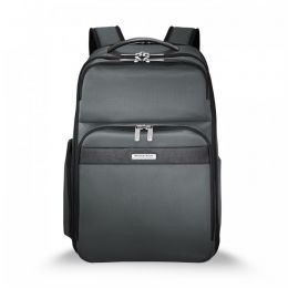 Transcend Cargo Backpack by Briggs & Riley (Color: Slate)