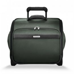 Transcend Rolling Cabin Bag by Briggs & Riley (Color: Rainforest)