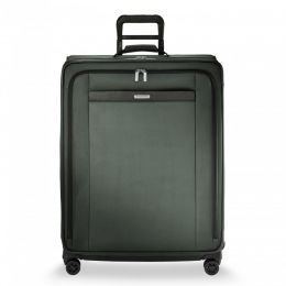 Transcend Large Expandable Spinner by Briggs & Riley (Color: Rainforest)