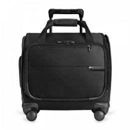 Baseline Cabin Spinner by Briggs & Riley (Color: Black)