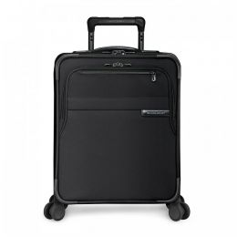 Baseline Commuter Expandable Spinner    by Briggs & Riley (Color: Black)