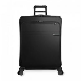 Baseline Large Expandable Spinner by Briggs & Riley (Color: Black)