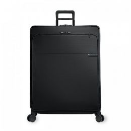 Baseline Extra Large Expandable Spinner by Briggs & Riley (Color: Black)