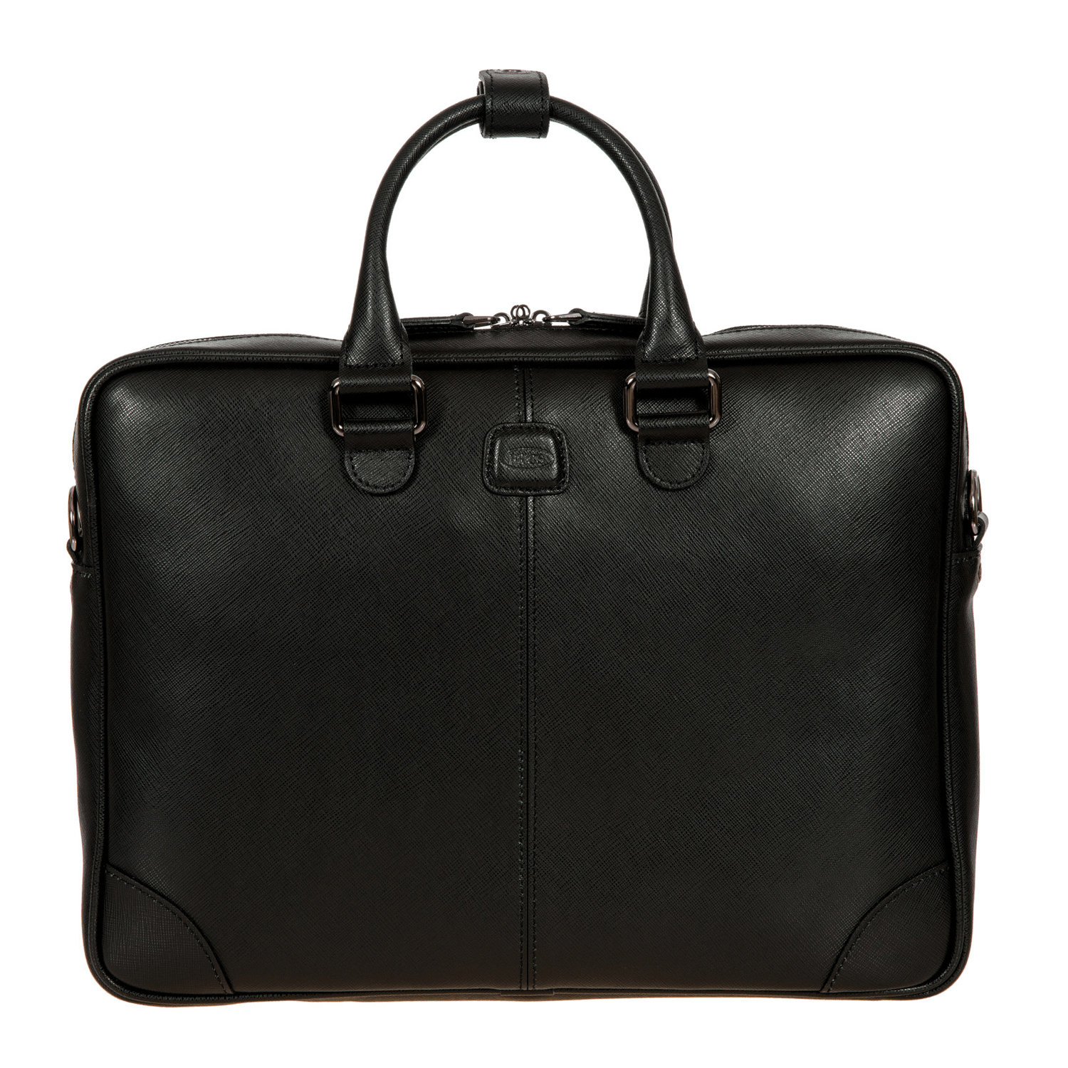 Varese Business Briefcase Small  by Brics (Color: Black)
