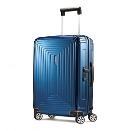 "Samsonite NeoPulse 20"" Spinner (Color: Metallic Blue)"