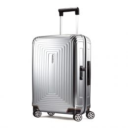 "Samsonite NeoPulse 20"" Spinner (Color: Metallic Silver)"