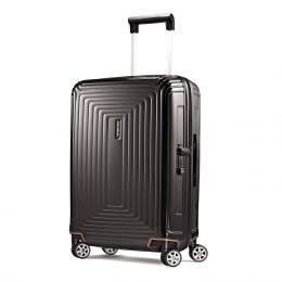 "Samsonite NeoPulse 20"" Spinner (Color: Metallic Black)"