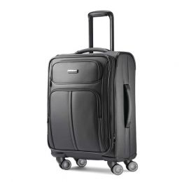 "Samsonite Leverage LTE 20"" Spinner (Color: Charcoal)"