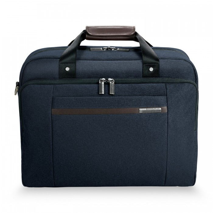 "Kinzie Street Cabin Bag for 15.6"" laptops by Briggs & Riley (Color: Navy)"