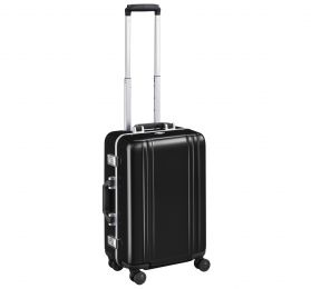 "Classic Polycarbonate 2.0 - 22"" 4-Wheel Travel Case by Zero Halliburton (Color: Black)"