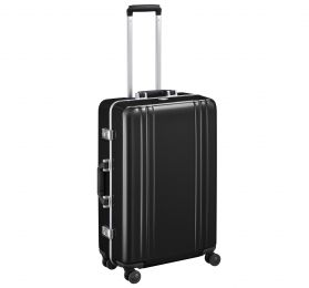 "Classic Polycarbonate 2.0 - 26"" 4-Wheel Travel Case by Zero Halliburton (Color: Black)"