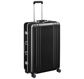 "Classic Polycarbonate 2.0 - 28"" 4-Wheel Travel Case by Zero Halliburton (Color: Black)"