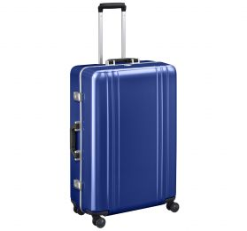 "Classic Polycarbonate 2.0 - 28"" 4-Wheel Travel Case by Zero Halliburton (Color: Blue)"