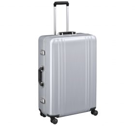 "Classic Polycarbonate 2.0 - 28"" 4-Wheel Travel Case by Zero Halliburton (Color: Silver)"