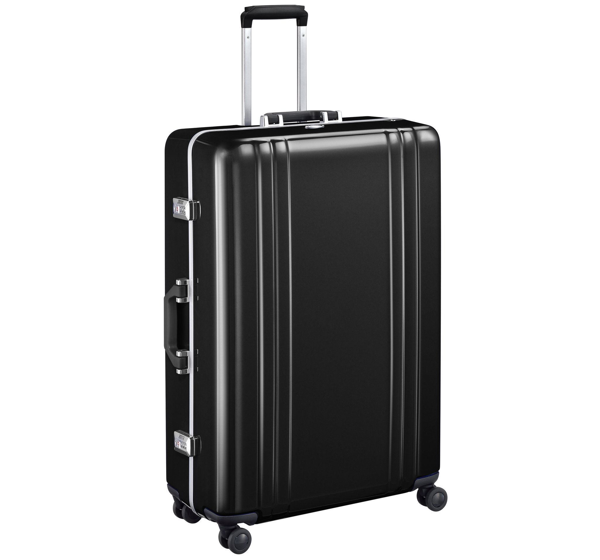 "Classic Polycarbonate 2.0 - 30"" 4-Wheel Travel Case by Zero Halliburton (Color: Black)"