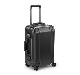 GEO Aluminum 3.0 - International Travel Case by Zero Halliburton (Color: Black)