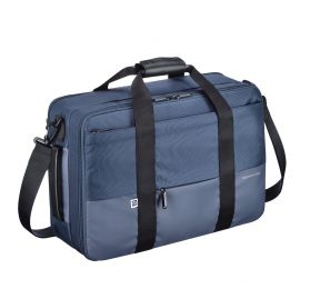 Gramercy - Large 3-way by Zero Halliburton (Color: Navy)