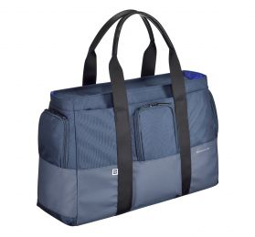 Gramercy - Large Tote Bag by Zero Halliburton (Color: Navy)
