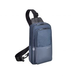 Gramercy - Sling Bag by Zero Halliburton (Color: Navy)