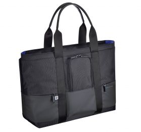 Gramercy - Small Tote Bag by Zero Halliburton (Color: Black)