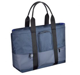 Gramercy - Small Tote Bag by Zero Halliburton (Color: Navy)