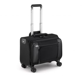 PRF 3.0 - 4-Wheeled Business Case by Zero Halliburton (Color: Black)