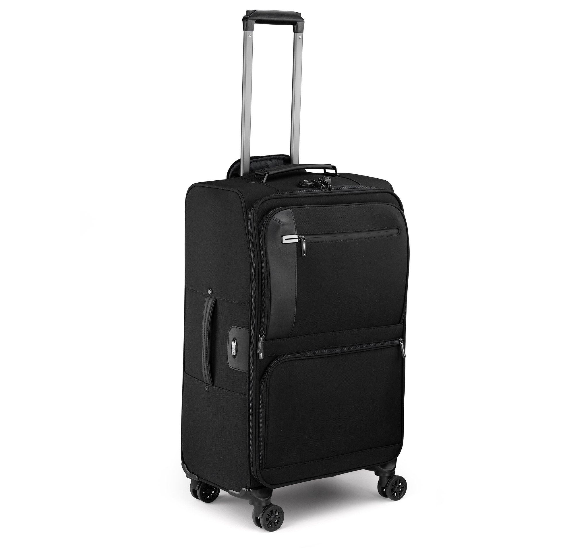 PRF 3.0 - Large Upright Suitcase by Zero Halliburton (Color: Black)