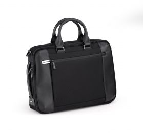 PRF 3.0 - Thin Briefcase by Zero Halliburton (Color: Black)