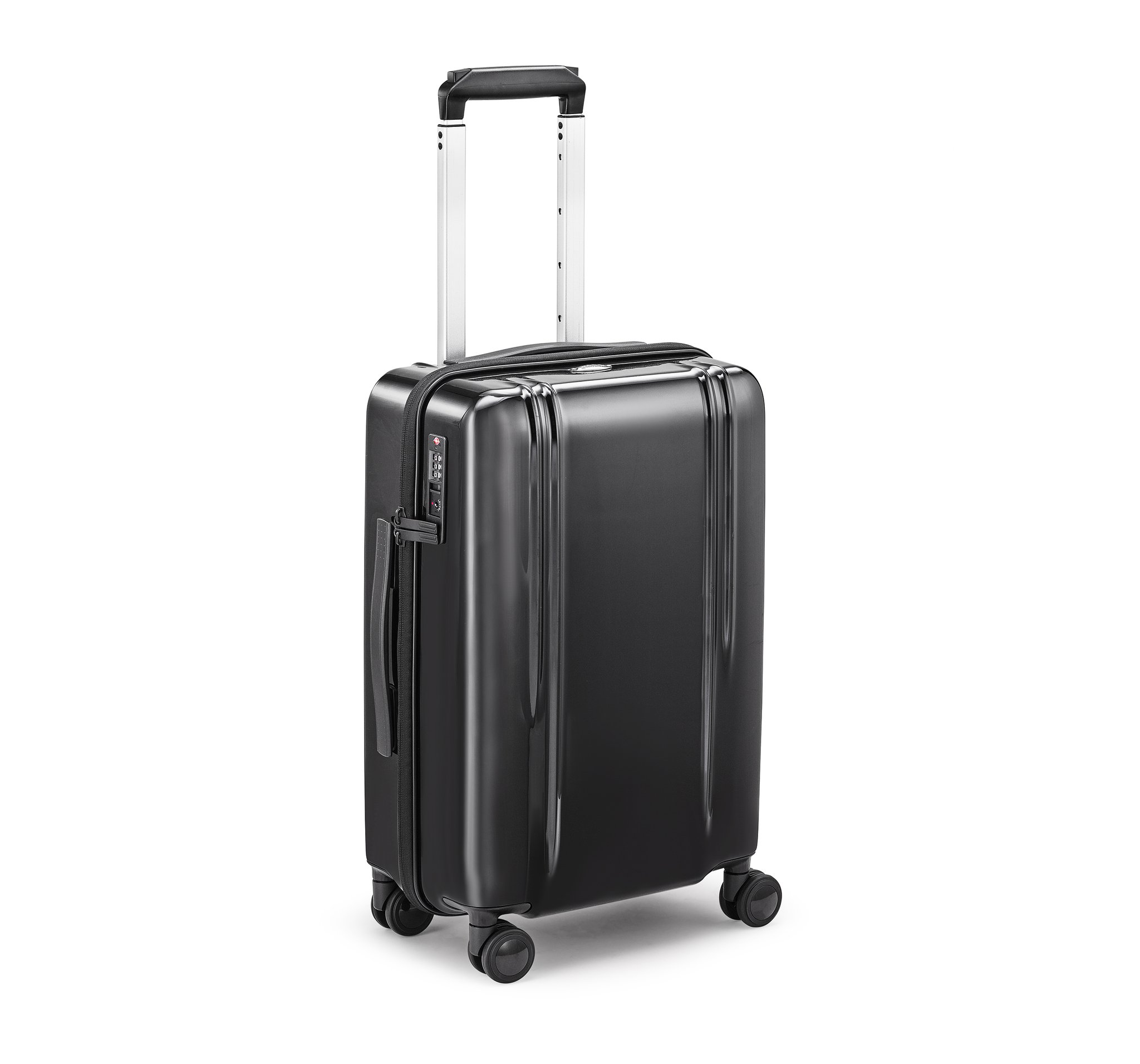 "ZRL - 20"" International Lightweight Carry-On Luggage by Zero Halliburton (Color: Black)"