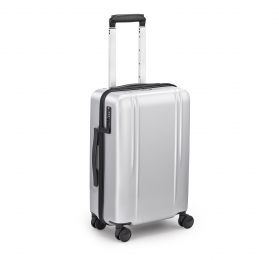 "ZRL - 20"" International Lightweight Carry-On Luggage by Zero Halliburton (Color: Silver)"